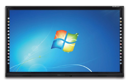 StarBoard Multi-touch Screens
